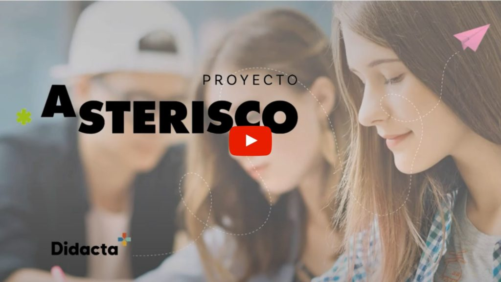 proyectos asterisco video